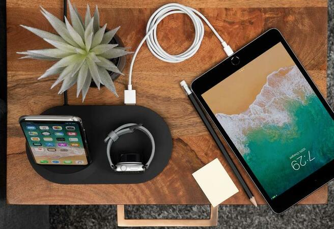 Chargeur à induction Boost Up Belkin