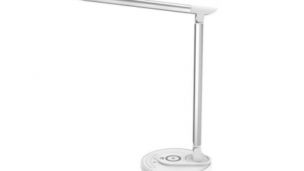 Avis & Test lampe chargeur induction TaoTronics : la meilleure lampe Qi ?